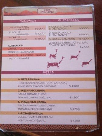 Cafe Esquina