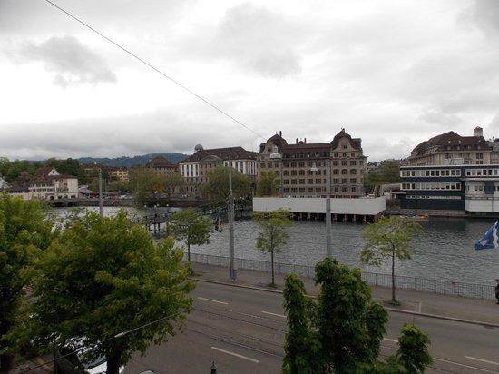 Hotel Limmatblick: Desde el hotel