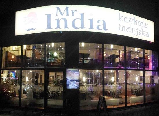 Mr India Indian Restaurant Warszawa Recenzje Restauracji