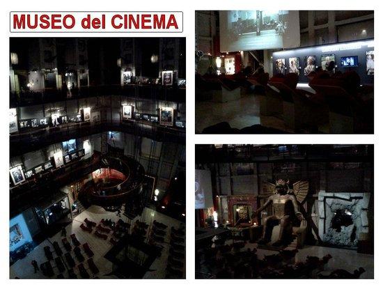 Museo del Cinema nella Mole Antonelliana
