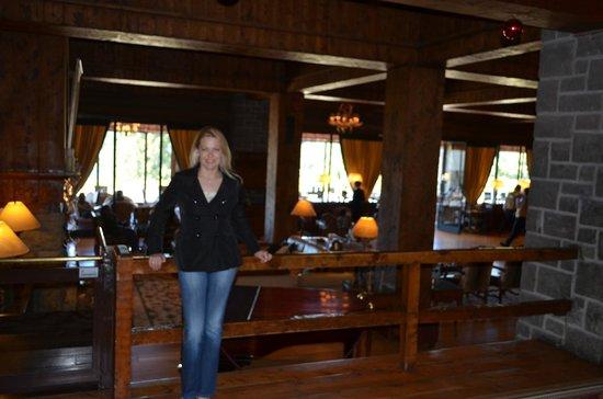 Llao Llao Hotel and Resort, Golf-Spa : salon de te