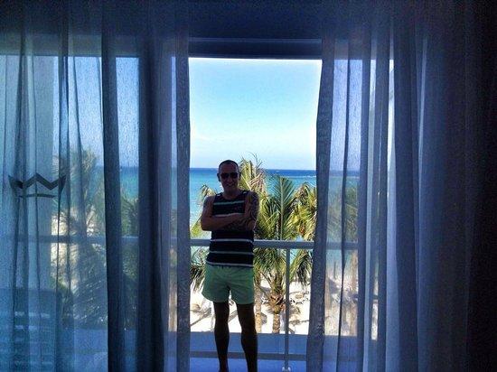 Hotel Riu Palace Jamaica: Stunning view