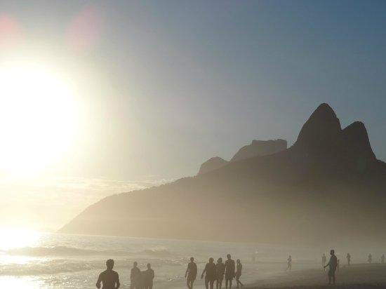 Benidorm Palace Hotel: playas de copacabana