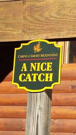 Gatlinburg Falls Resort: Awesome little cabin