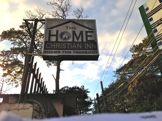 The Home Christian Inn : Backpackers Place