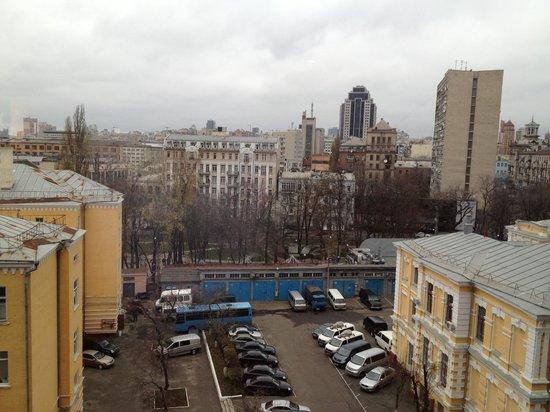 Holiday Inn Kiev: View