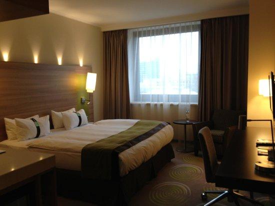Holiday Inn Kiev: The room