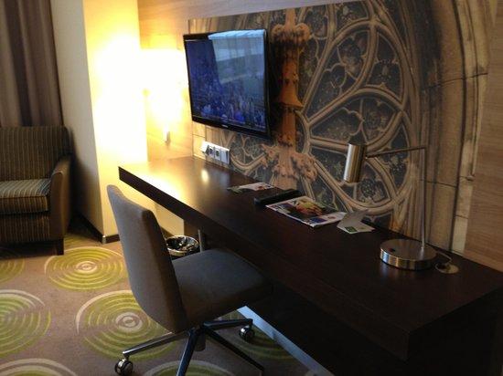 Holiday Inn Kiev: Nice, modern space