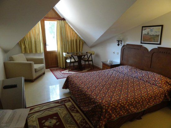 Marmaris Park Hotel: Наш номер