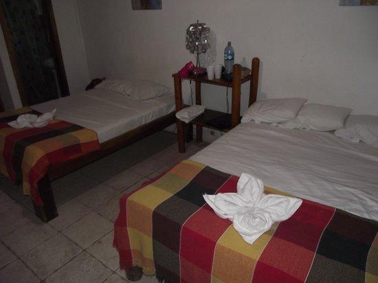Hotel Luz De Vida: BEDROOM