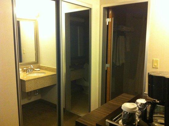 Holiday Inn Downtown Superdome: bathroom
