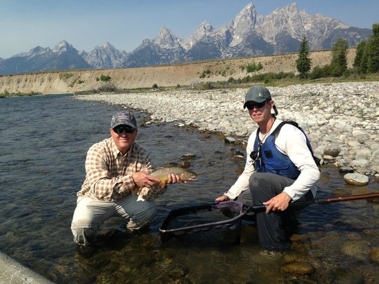 JH Trout Fly Fishing: Snake River Cutthroat