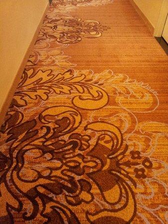 Peoria Marriott Pere Marquette: Hallway