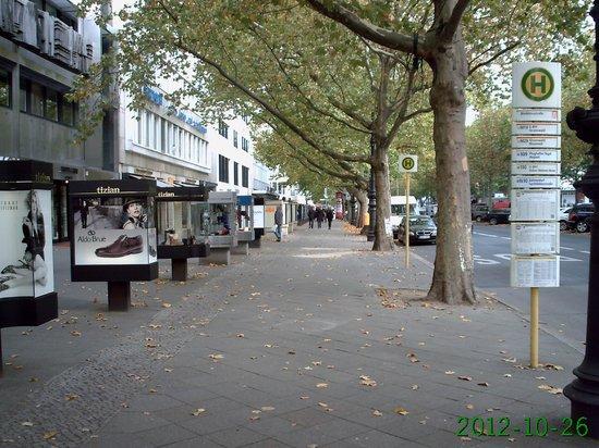 Novum Hotel Lichtburg am Kurfürstendamm: Kurfurstendamme