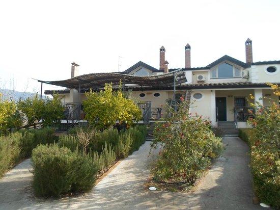 Villa Rizzo Resort & SPA: Fuori la villetta