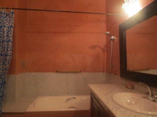 Riad Lakhdar : Bathroom