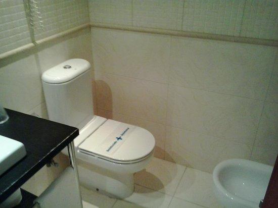 City Park Sant Just: baño