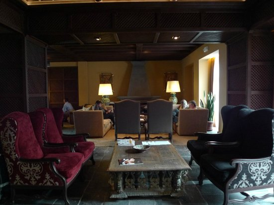 Palacio del Inka, A Luxury Collection Hotel, Cusco: Lobby