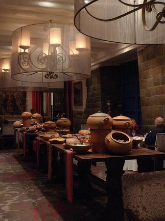 Palacio del Inka, A Luxury Collection Hotel, Cusco: Ristorante