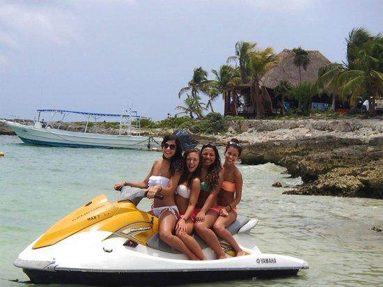 Grand Sirenis Riviera Maya Resort & Spa: Besties!