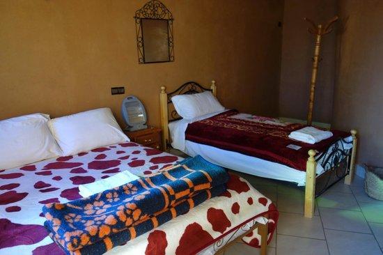 hotel kasbah amazir marruecos: