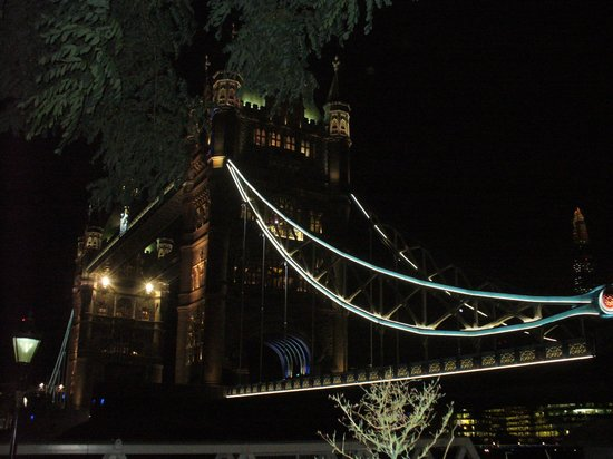 The Tower: Tower Bridge, next to the hotel!