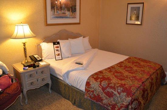 Lenox Hotel : Room