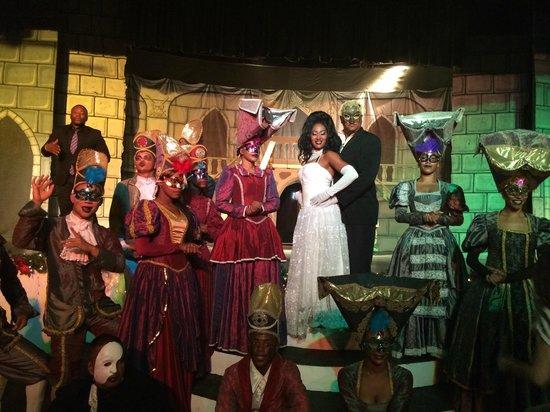 Caribe Club Princess Beach Resort & Spa: Entertainment Team