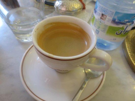 Patisserie Amandine Marrakech : coffee