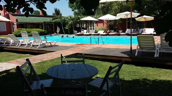 Days Inn Casa Del Sol Colonia: Hotel