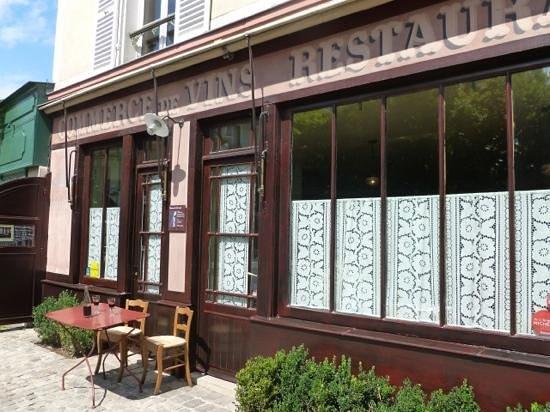 Marker for la pluie rain picture of maison auberge de for Auberge maison vienneau