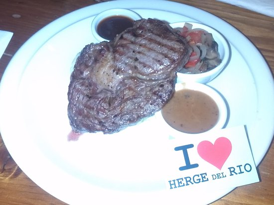 Smuggler's Creek: Rib Eye