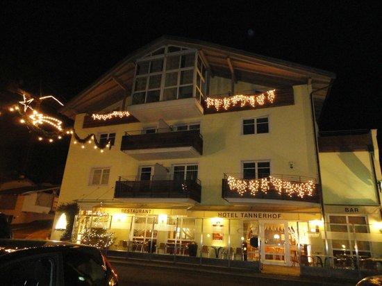 Restaurant Tannerhof: Vista esterna