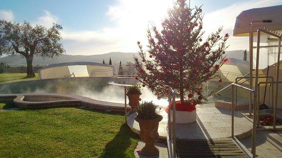Hotel Saturno Fonte Pura: la piscina