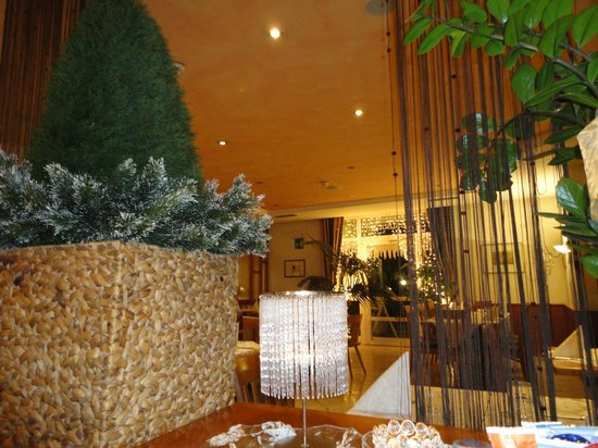 Restaurant Tannerhof: Vista interna