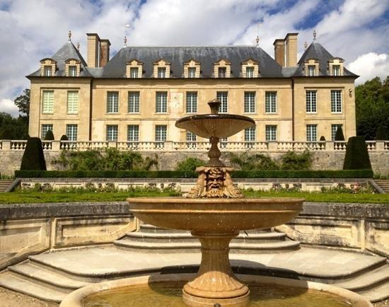 Restaurant Du Chateau De Mery Sur Oise