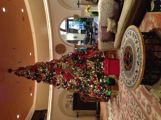 Green Valley Ranch Resort and Spa: Christmas tree