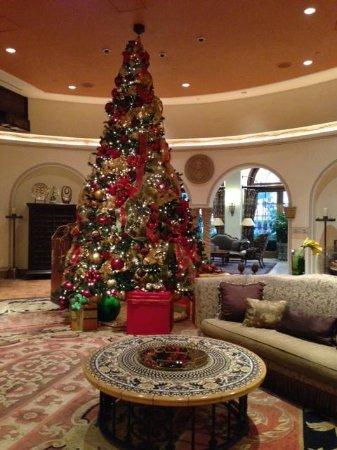 Green Valley Ranch Resort and Spa : Christmas tree