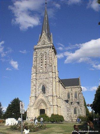Catedral de San Carlos de Bariloche : Catedral Nuestra Señora del Nahuel Huapi en Bariloche