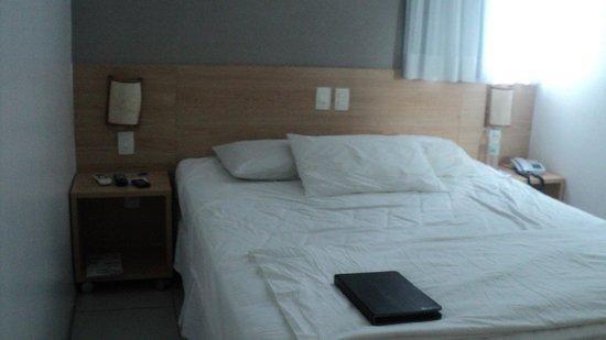 Hotel Porto Maceio: Quarto