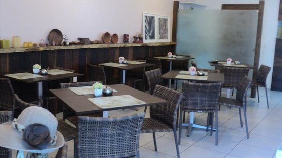 Hotel Porto Maceio: Restaurante