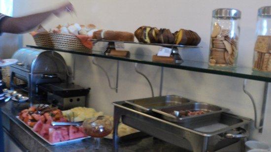 Hotel Porto Maceio: Café da manhã 2