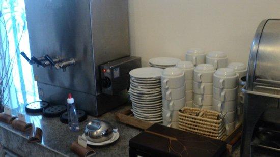 Hotel Porto Maceio: Café da manhã 3