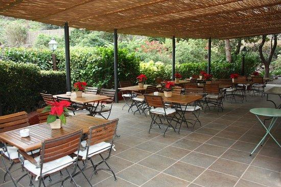Hotel Rural Las Longueras: Breakfast area