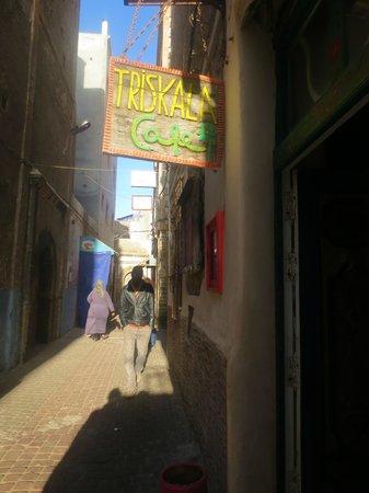 Triskala Café : Restaurant
