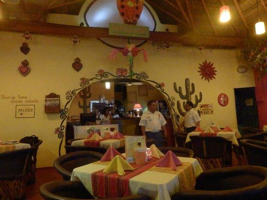 La Vagabunda restaurant