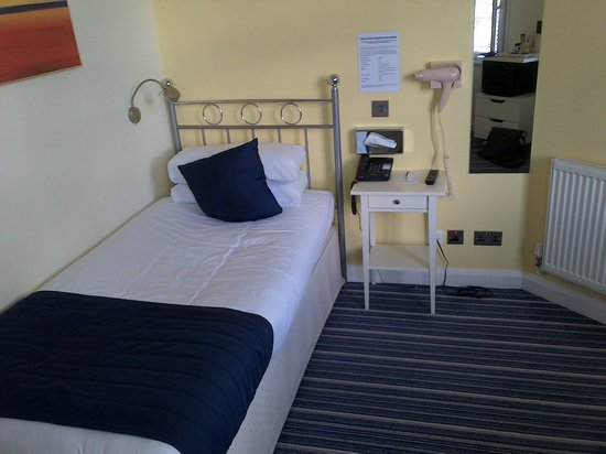 Hotel Unique: room