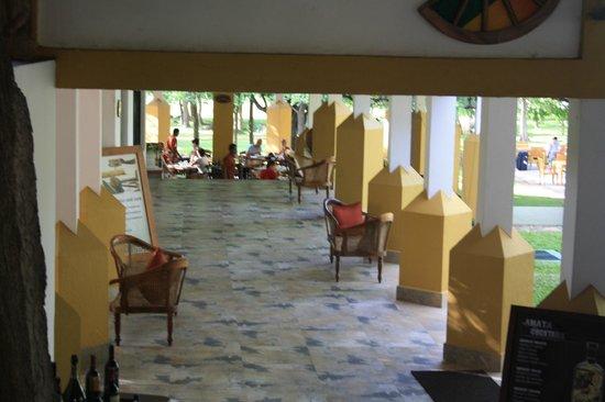 Amaya Lake : lobby