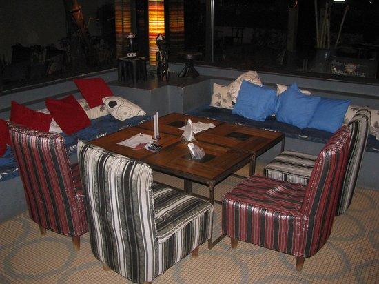 Sika Lounge: Lounge Area