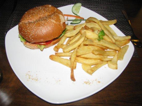 Sika Lounge: Tasty Burger